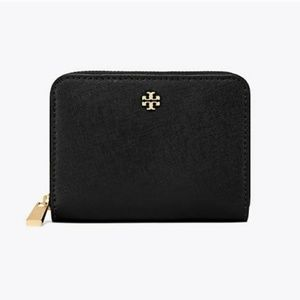 TORY BURCH EMERSON ZIP COIN CASE WALLET BAG